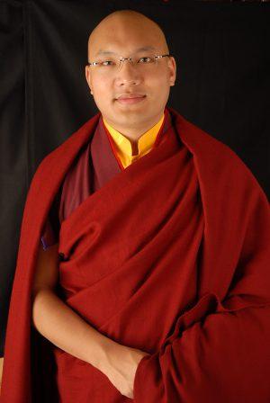H.H. den 17. Gyalwang Karmapa – Ogyen Drodul Trinley Dorje