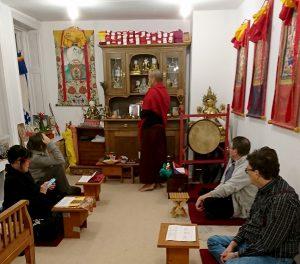 Sangye Tashi Ling, HH den 17. Karmapas center i Danmark