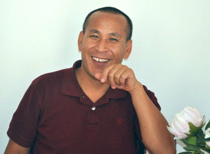 Acharya Lama Dorji